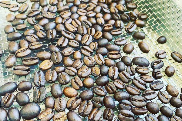 深煎り コーヒー豆