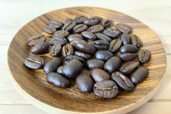 ニカラグア産ラス・カルメリタス農園 深煎り焙煎豆