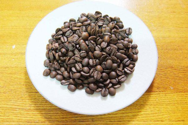 ブラジル産ショコラナチュラル 生豆 MEDI(中煎り)