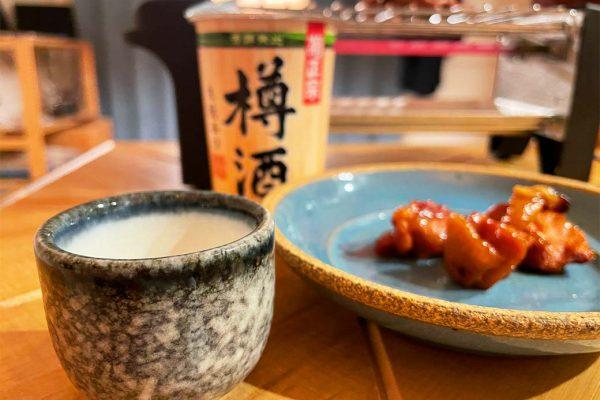 せんべろメーカーで楽しむ日本酒